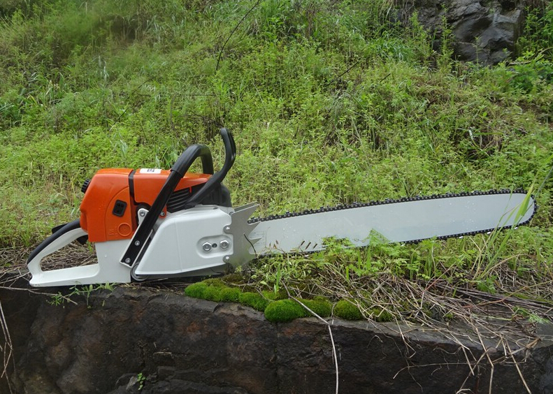 The MS660 The most exciting professional chainsaw in a generation