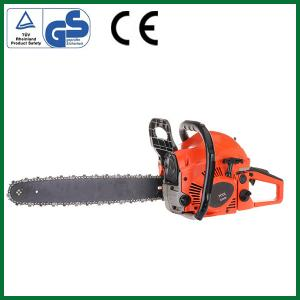 20 Inch Professional 52cc Gasoline Chainsaw Petrol Wood Cutting Machine for Sale