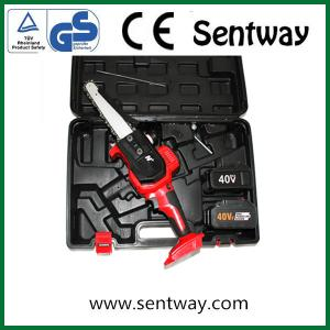 sentway 8 Inch Mini Chainsaw Cordless Electric Protable Chainsaw Portable Electric Chainsaw ElectrIPruning Saw