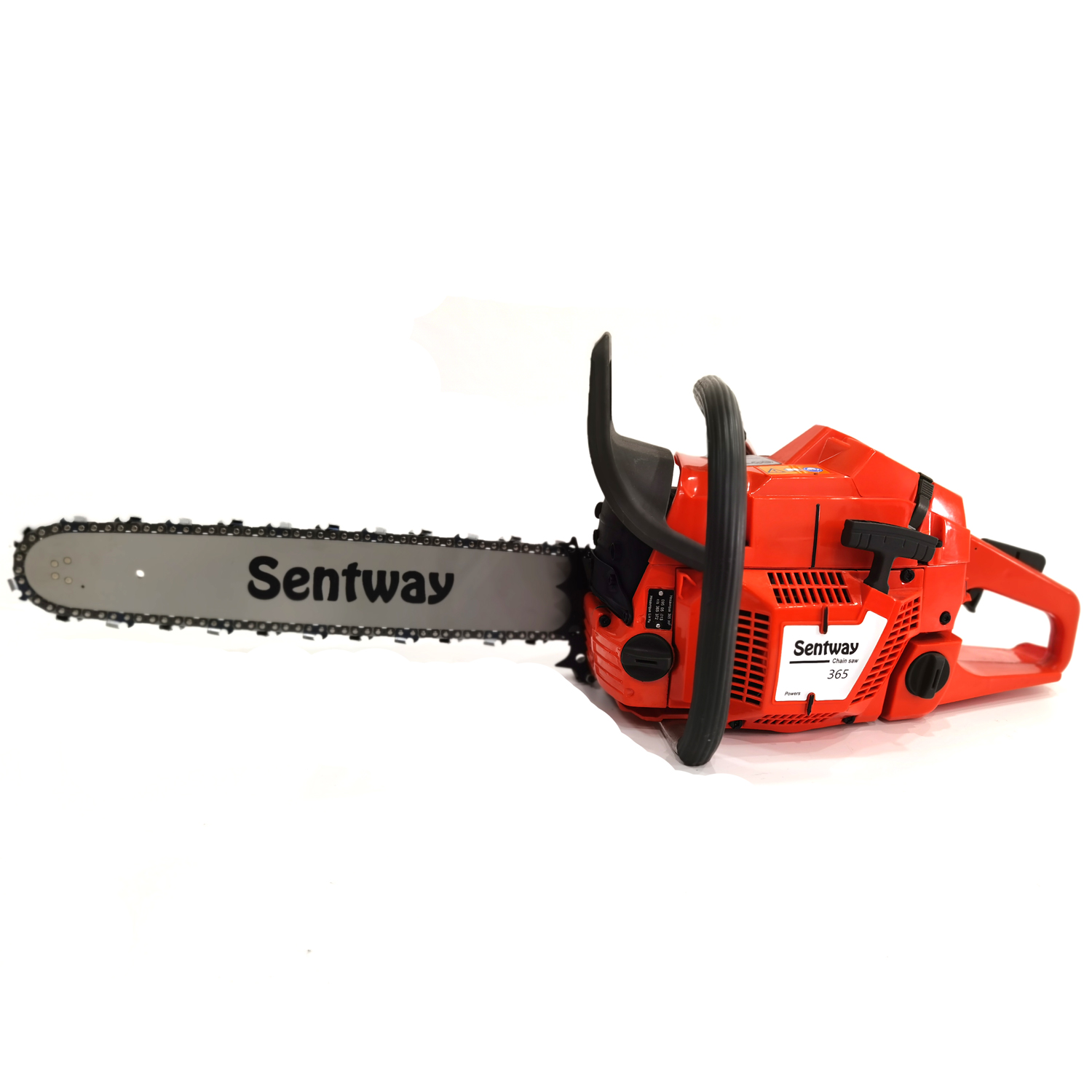 H365 chainsaw 3.4kw Cordless Handle Anti-Slip 2-Stroke Chainsaw